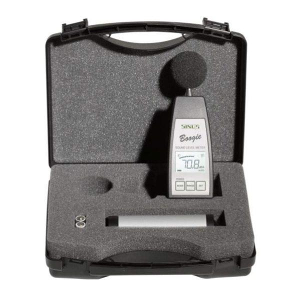 Boogie sound level meter Sinus