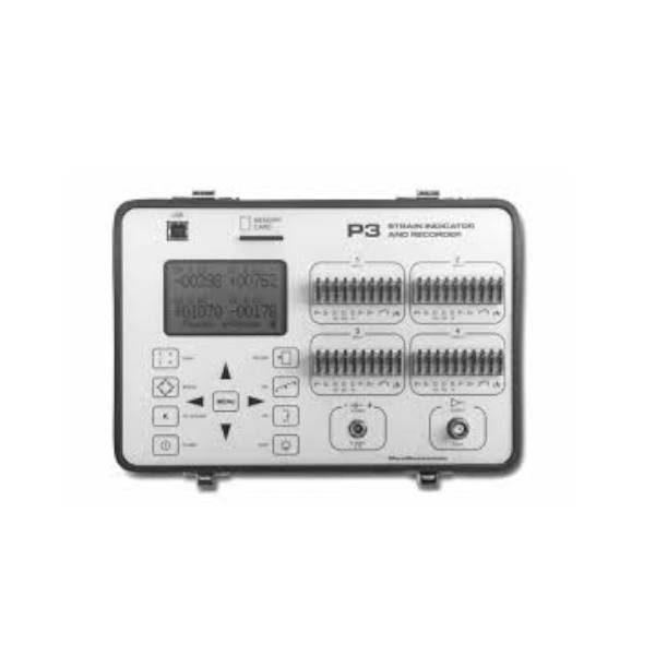 P3 Strain Indicator and Recorder