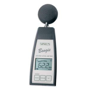 Sound Meter Boogie Sinus