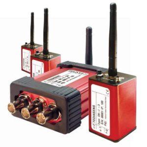 Mesure du bruit et des vibrations sans fil MEDA RedSens