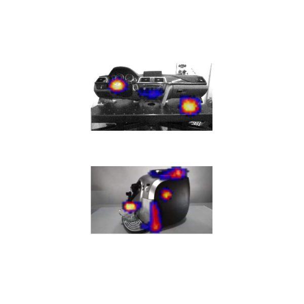Acoustic Camera SoundCam Toepassingen