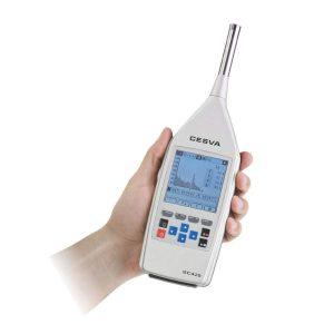 Sonomètre CESVA SC420 professionnel