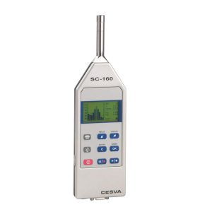 Cesva 160 Class 2 Sound Level Meter