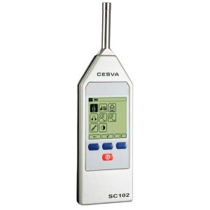 SC102 Class 2 Integration sound level meter
