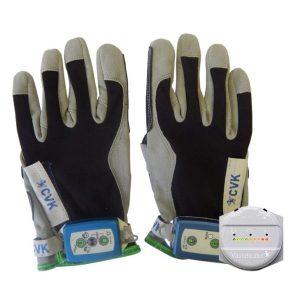 Système de mesure de vibrations main-bras CVK HealthVib HAV100 3Ch
