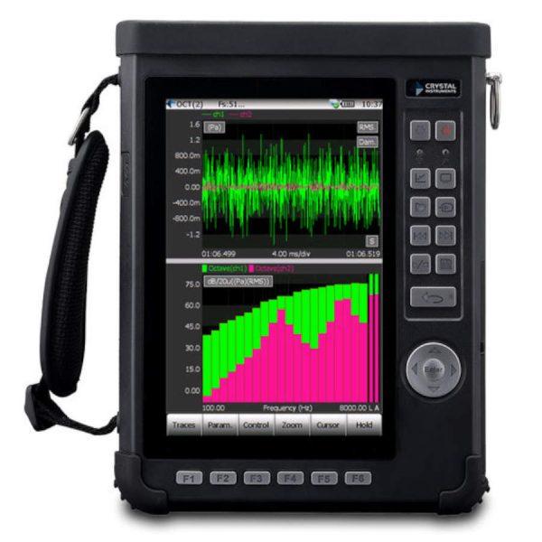 CoCo-90X Handheld Dynamische Signaal Analyzer