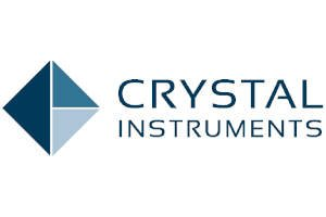 Crystal Instruments partner Akron