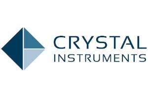 Crystal Instruments partner Akron