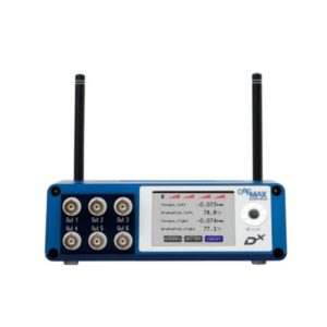 DX Telemetry modular multi channel telemetry system caemax