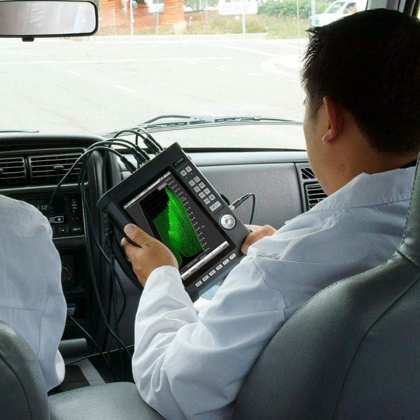 Datarecorder dynamische signaalanalysator