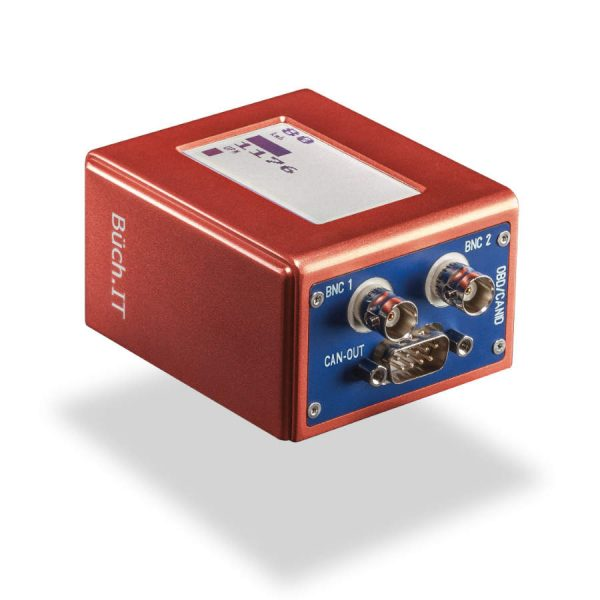 OBD CANID Converter OBD2 in CAN dbc