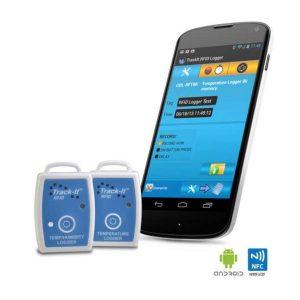 Track It RFID Temp Humidity Data Logger