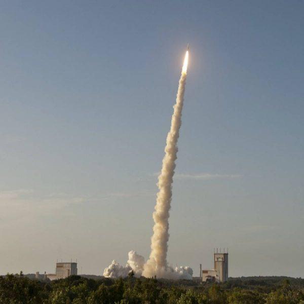 Arianespace met succes gelanceerd Safran