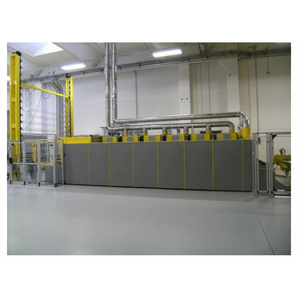 ACS GMS Tunnel Ovens