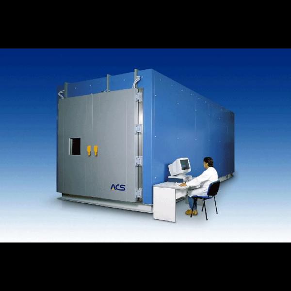 ACS Photovoltaic Panel Test Chambers 1