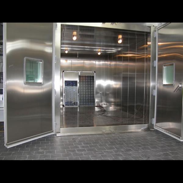 ACS Photovoltaic Panel Test Chambers 2