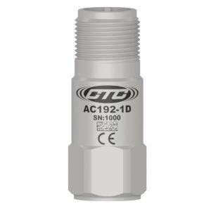 100 mV/g Compacte Versnellingsmeters