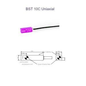 BST 10C Uniaxial Bay SensorTec