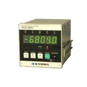 WGA 680A KYOWA Amplifiers Loggers
